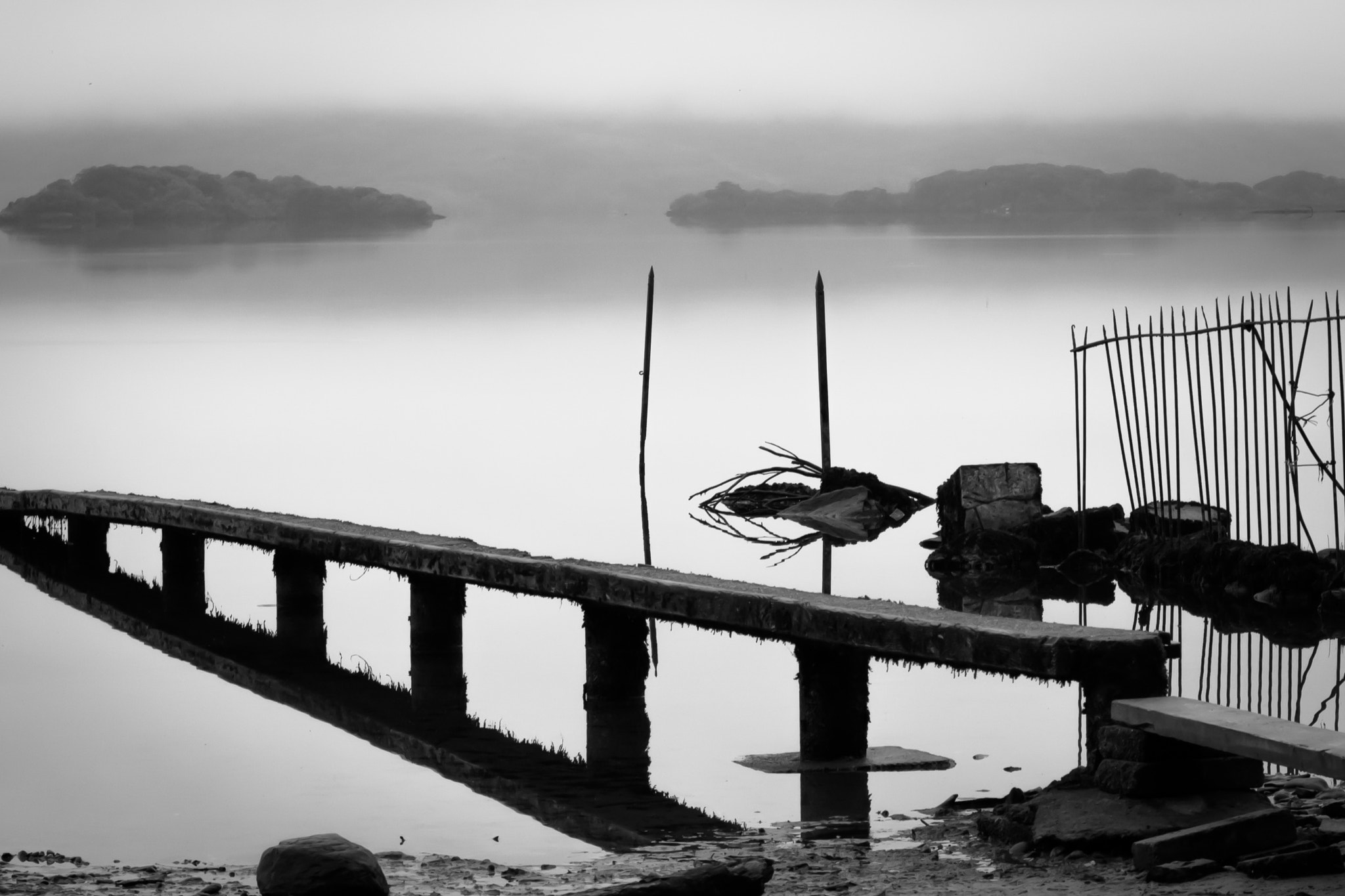 Photograph Bridge to nowhere by Stefan Gerth on 500px