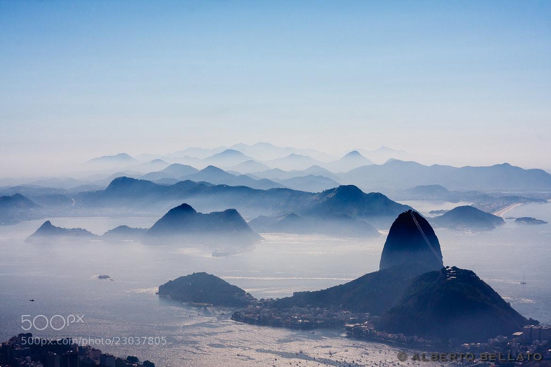 Photograph thru the fog by Alberto Bellato on 500px