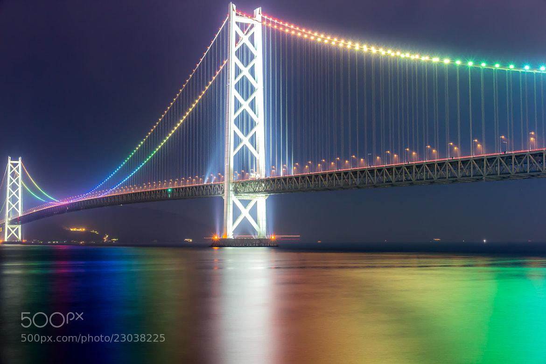 Photograph Pearl Bridge by Ryusuke Komori on 500px