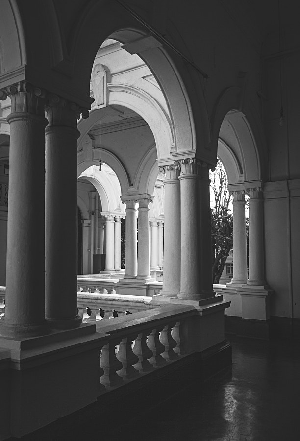 Colombo National Museum #10 by Son of the Morning Light on 500px.com