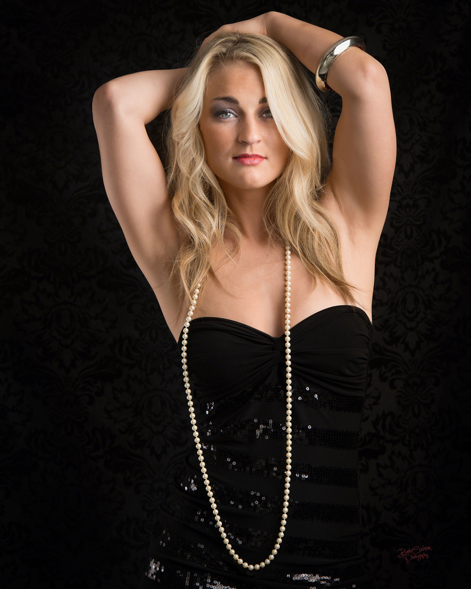 Photograph Blonde, armed and deadly by Barb Cochran on 500px