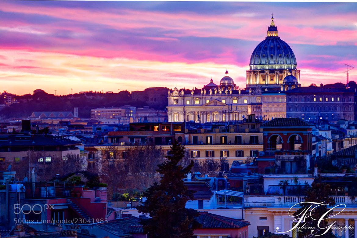 Photograph Rome - Vatican by Falcone Giuseppe on 500px