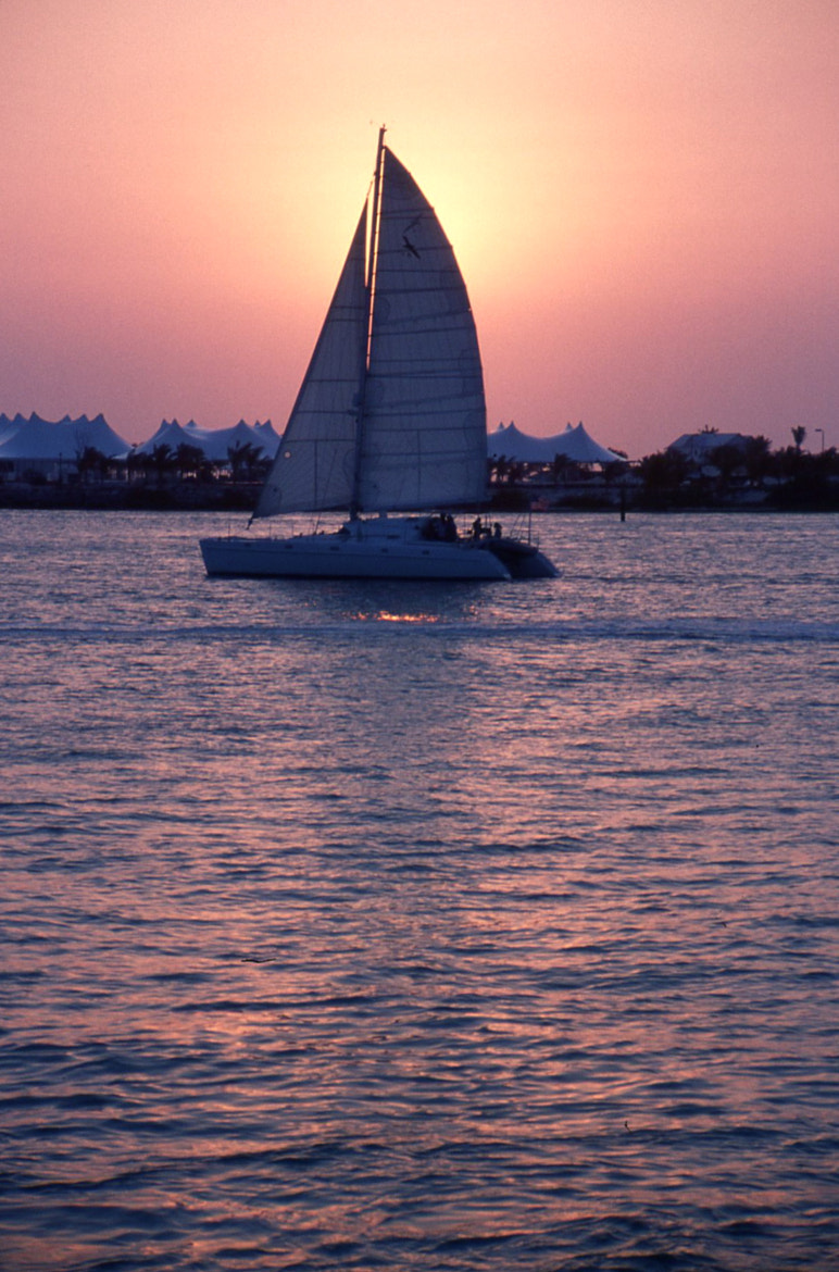 Photograph Sunset in Key West by Angel Cal on 500px