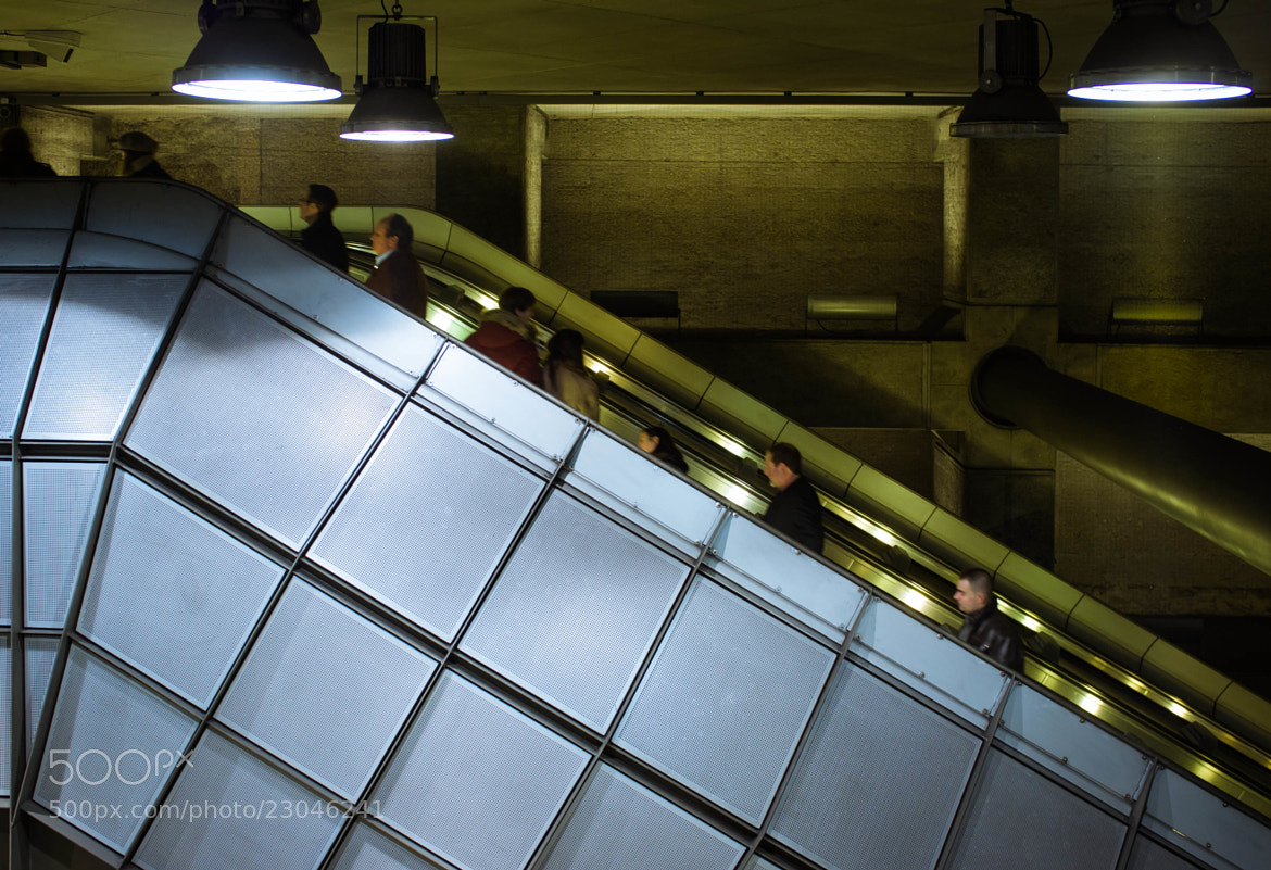 Photograph Way up by Clement Lauchard on 500px