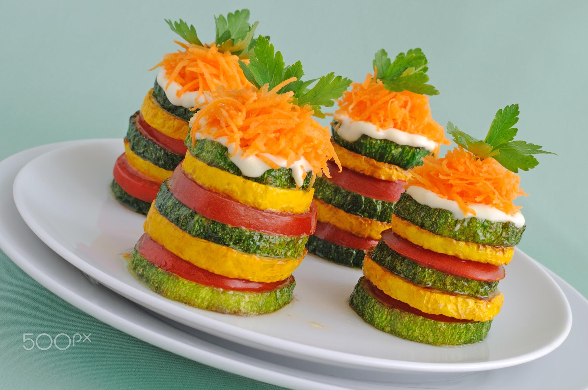 Pinnacle zucchini