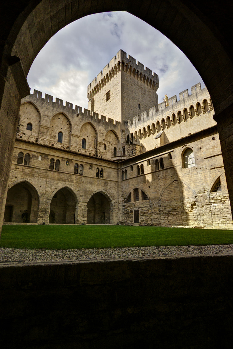 Photograph Palais des papes by Pierre Castonguay on 500px