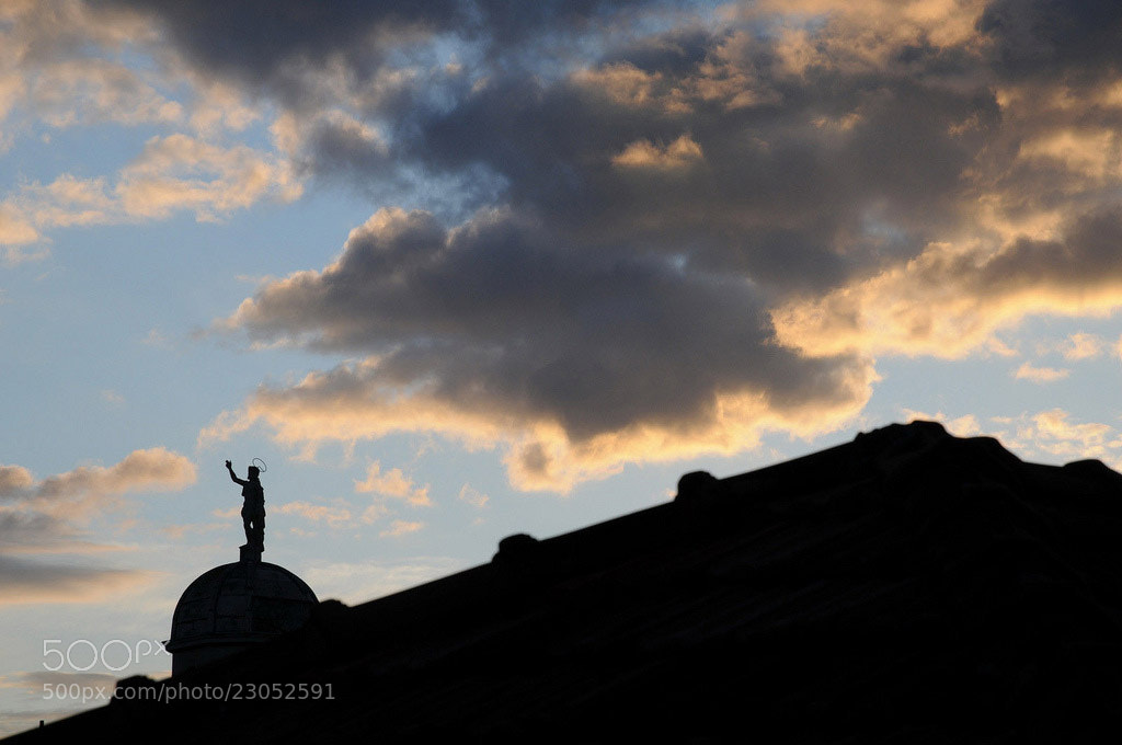 Photograph Silhouette by Stepan Boev on 500px