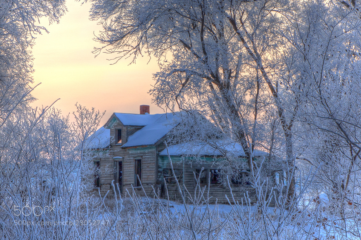 Photograph This Old House by Anton Green on 500px