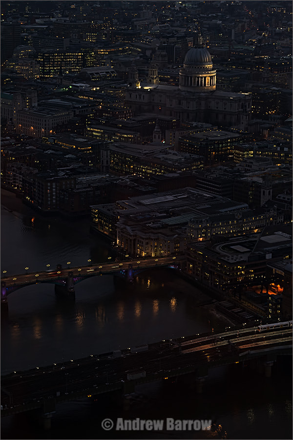 Photograph St. Pauls Cathederal and surrounds by Andrew Barrow LRPS on 500px