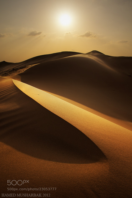 Photograph Zigzag by Hamed Musharbak on 500px