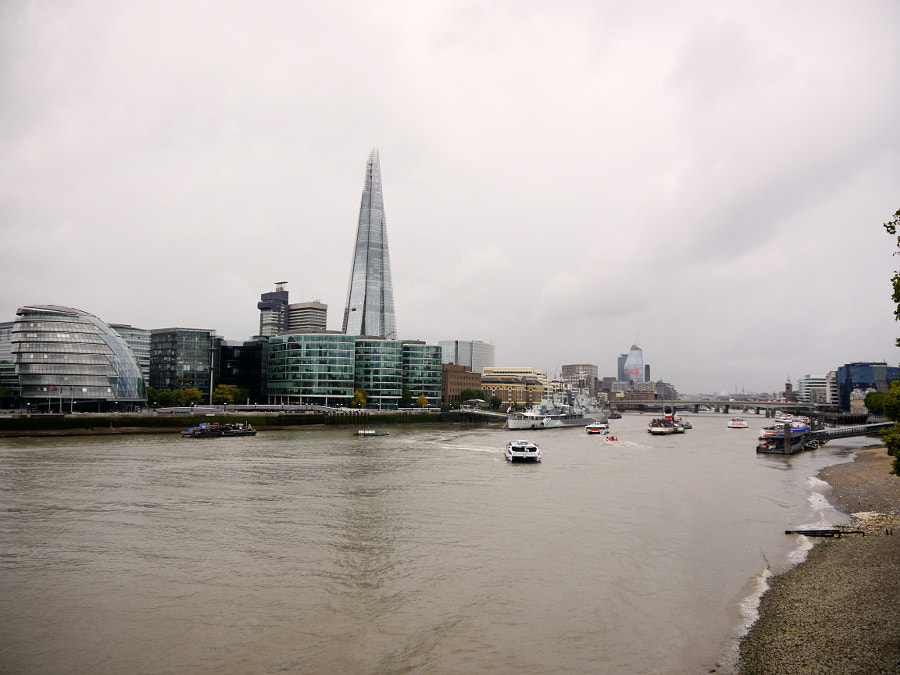 Shard by Verena on 500px.com