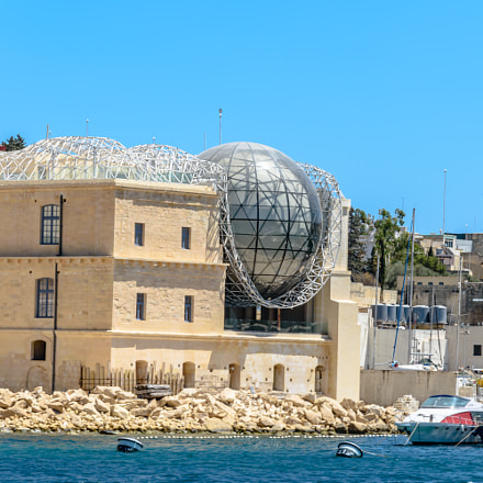 Malta's  Science Centre Esplora