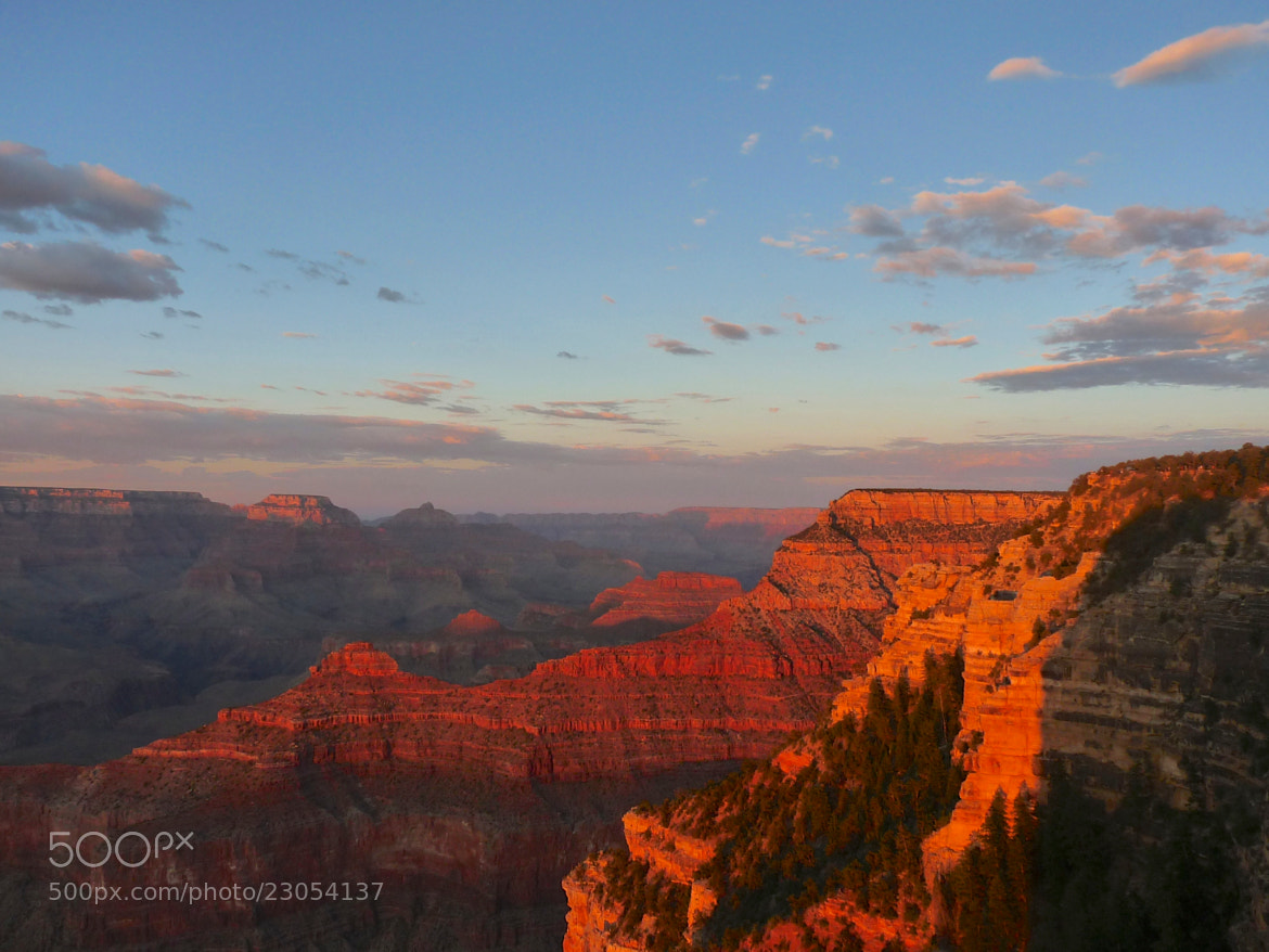 Photograph Sunset Grand Canyon by Andre  on 500px
