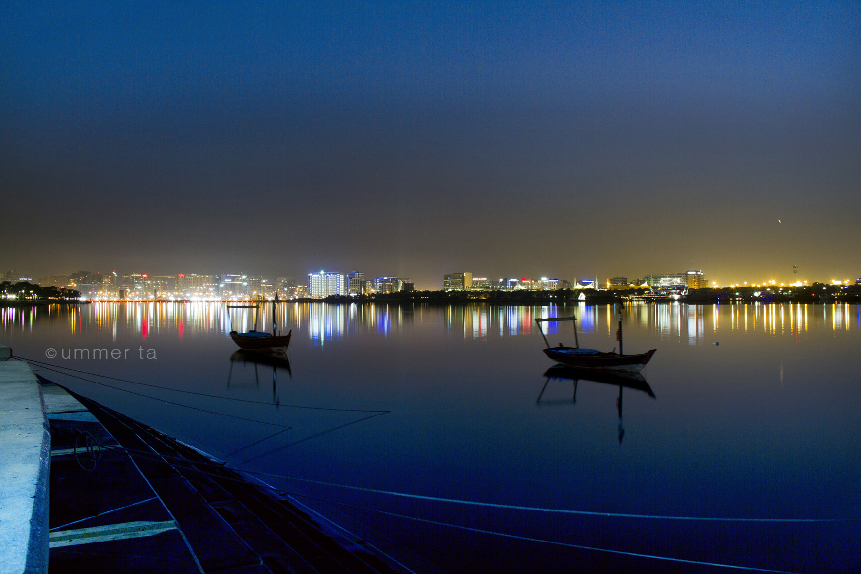 Photograph dubai creek by Artist Ummer Ta  on 500px