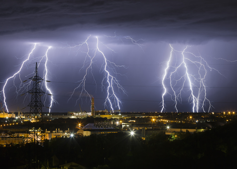 Electrify by Jure Batagelj on 500px.com