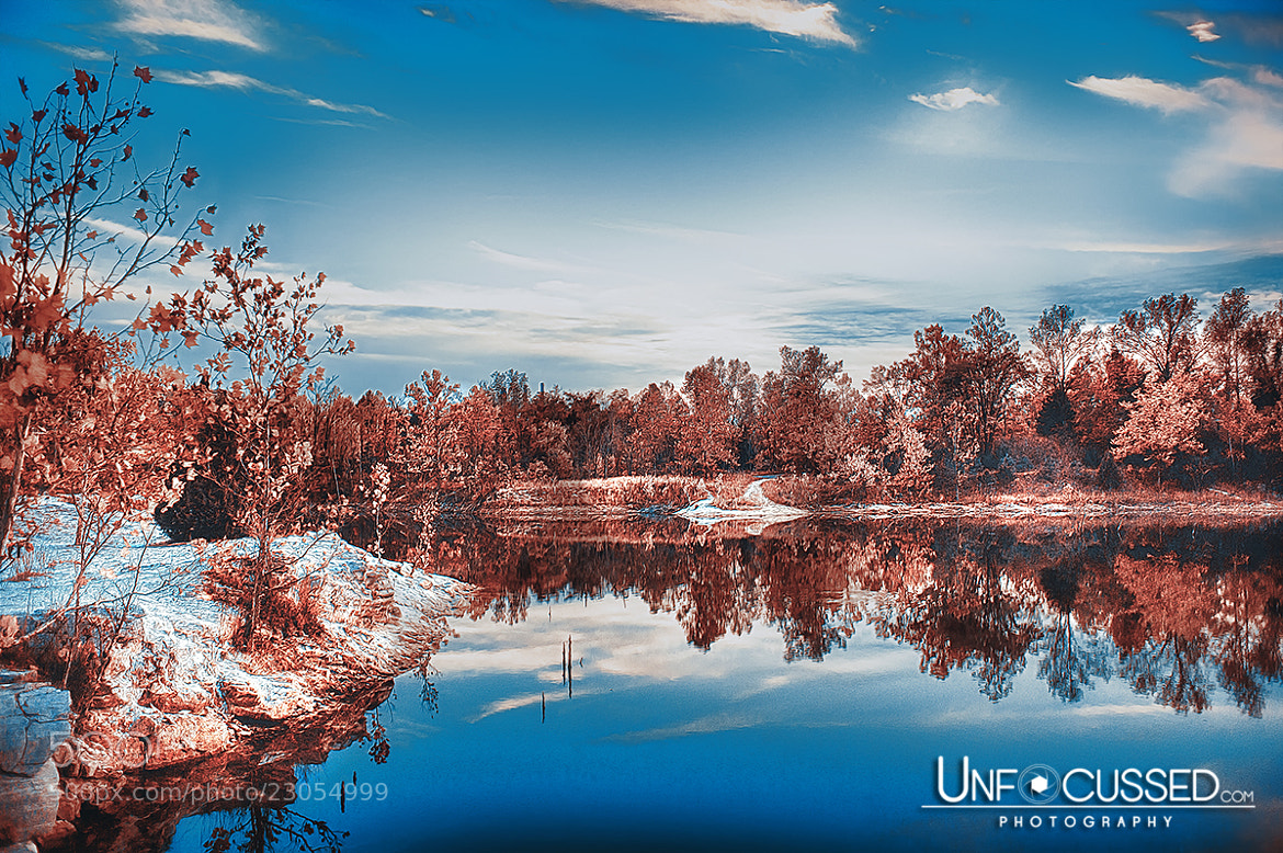 Photograph Winter Sets at Klondike Park by Bill Tiepelman on 500px