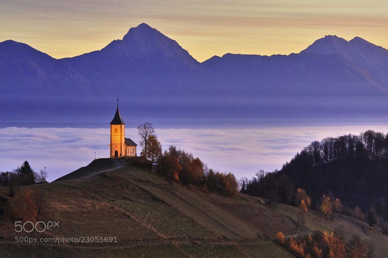 Photograph Jamnik by Blaz Crepinsek on 500px