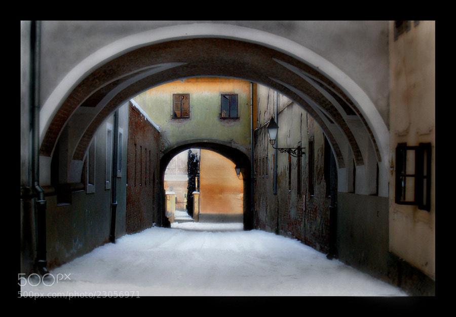 Photograph The vaults by Jasmina Gorjanski on 500px