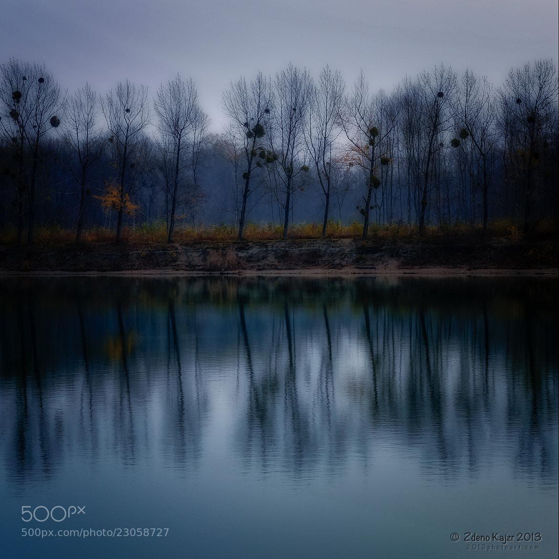 Photograph Autumn lake (2) by Zdeno Kajzr on 500px