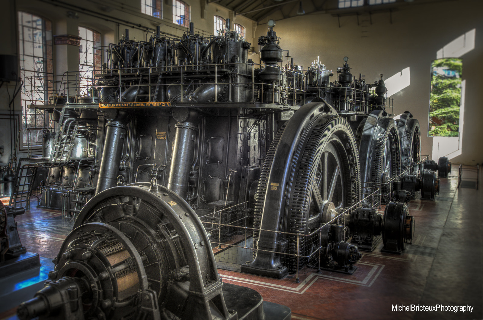 Photograph Power Generating Plant V by Michel Bricteux on 500px