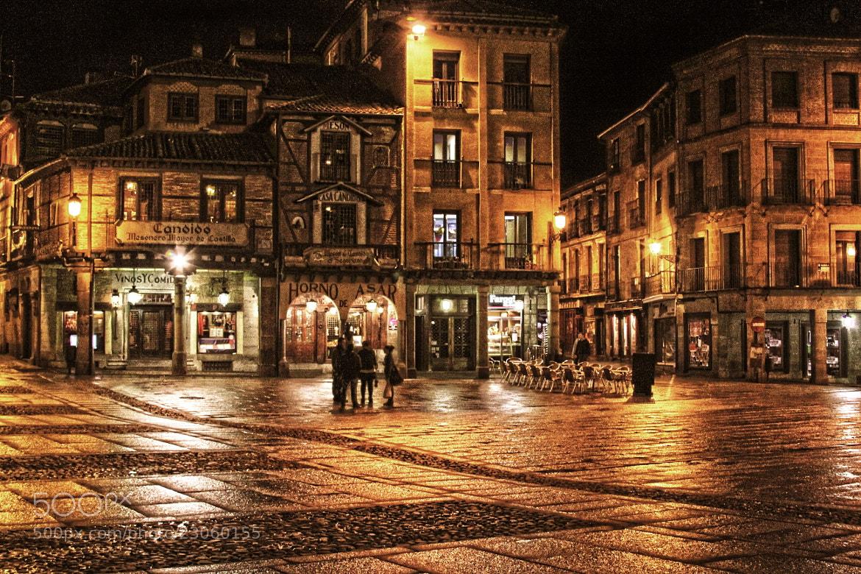 Photograph la plaza de mi pueblo by Francisco  Moreno Martin on 500px