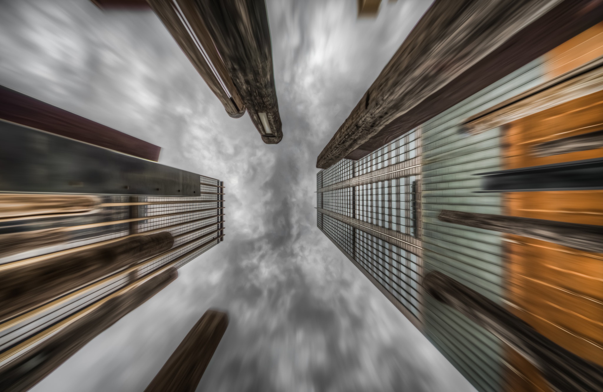 Photograph Up in the sky - hyper speed by Jacob Surland on 500px