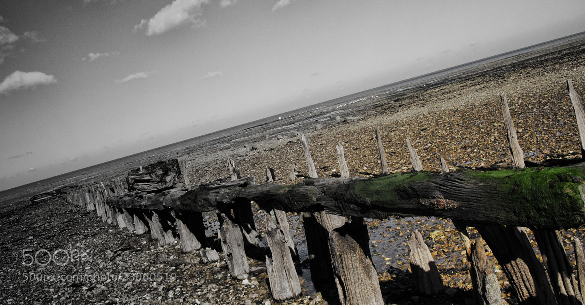 Photograph Whitstable Beach by Gary   on 500px