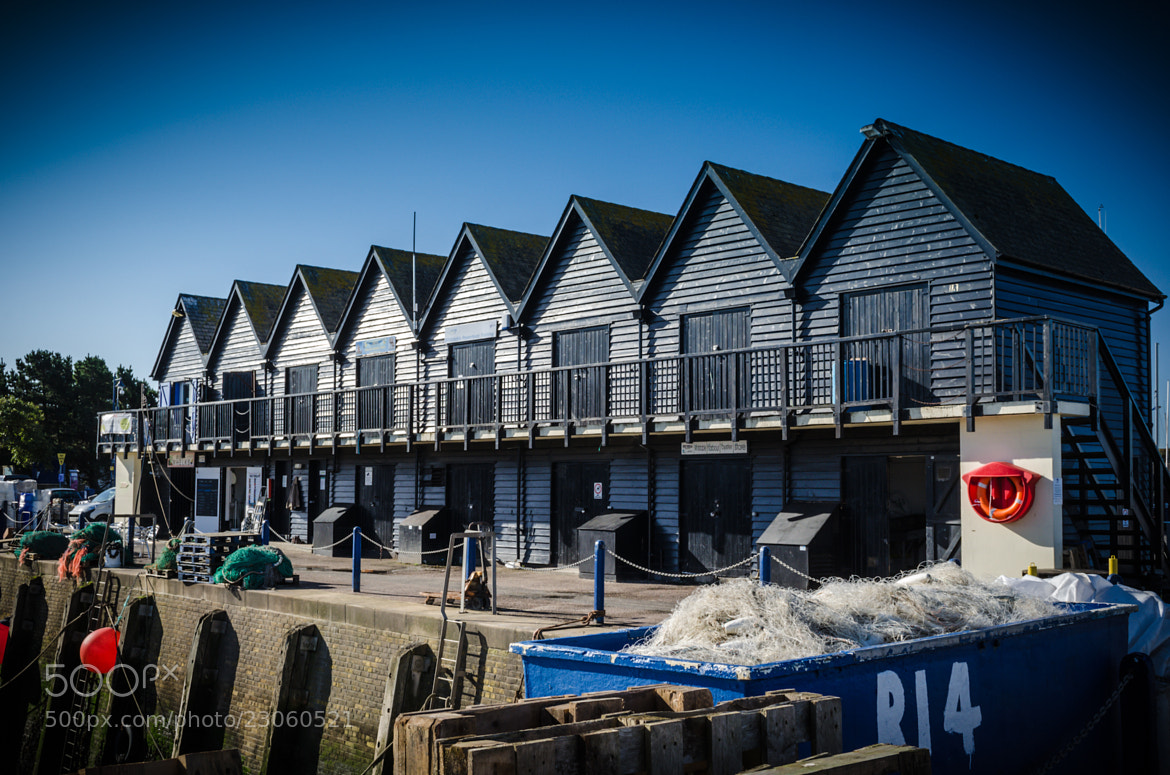 Photograph Whitstable Harbour by Gary   on 500px