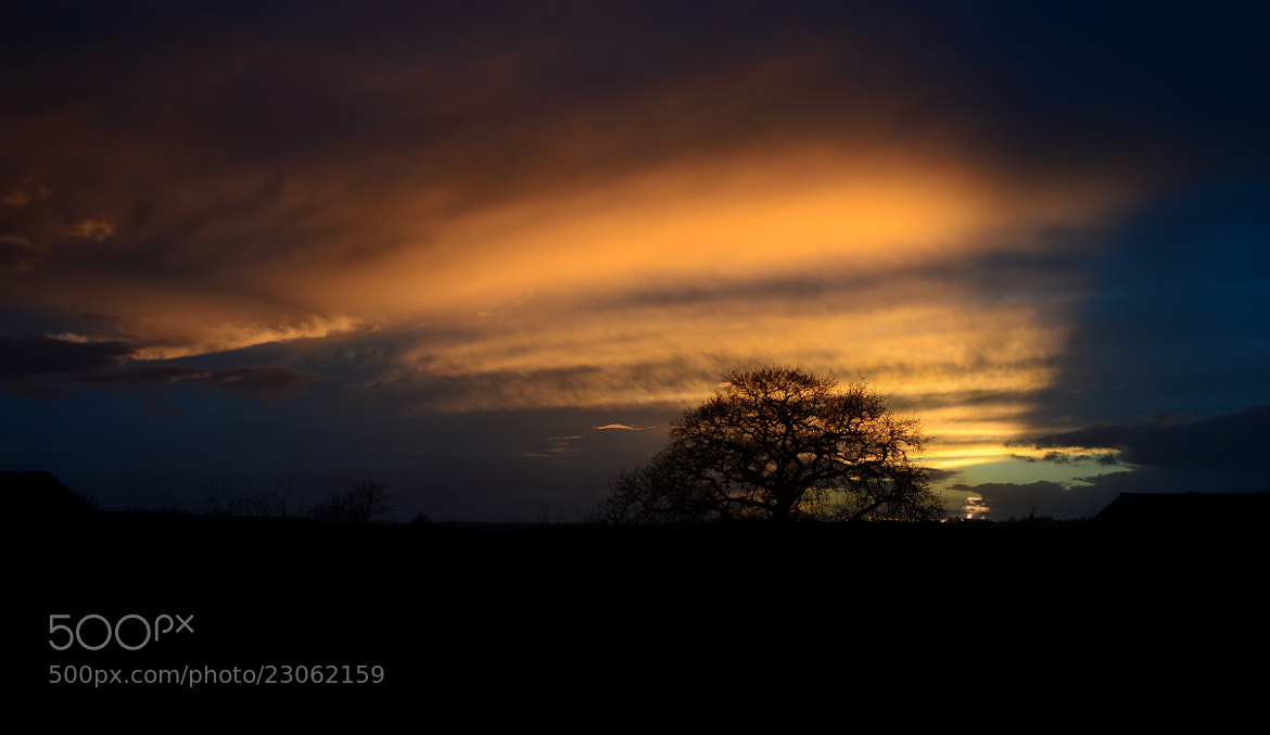 Photograph Setting Sun by Phil Parsonage on 500px