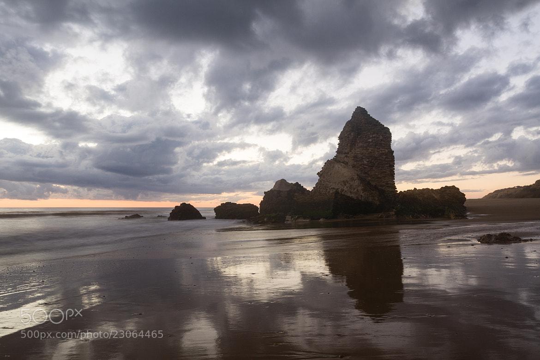 Photograph Atardecer reflejado -- Reflected sunset by Jose Maria Luna Anillo on 500px