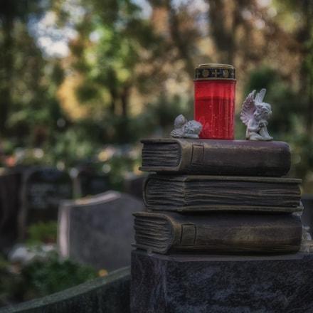Bookworms Tombstone
