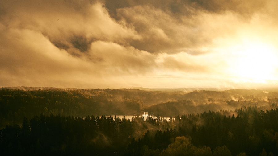 An autumn morning by Jere Ketola on 500px.com