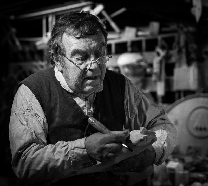 Photograph The Woodworker by David Byrne on 500px