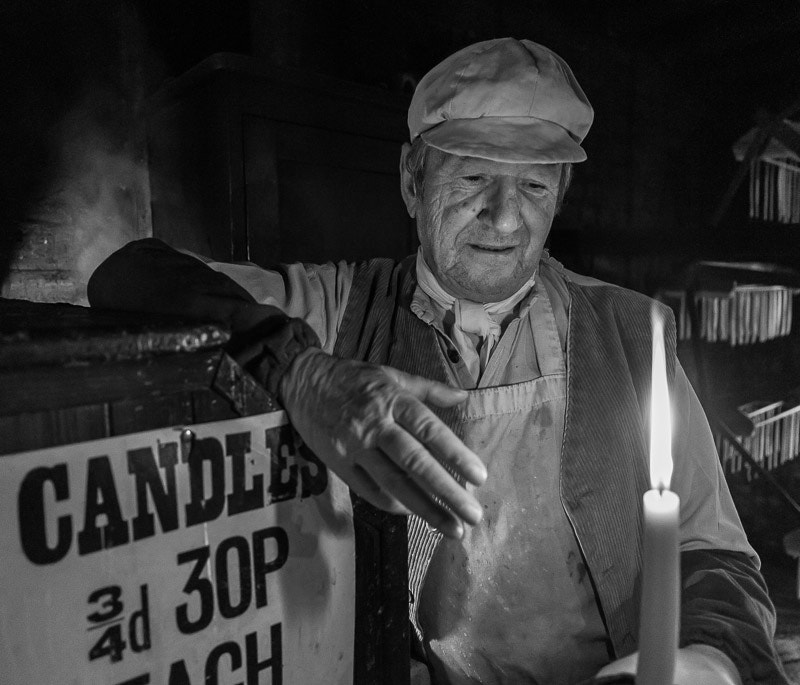 Photograph The Candlemaker by David Byrne on 500px