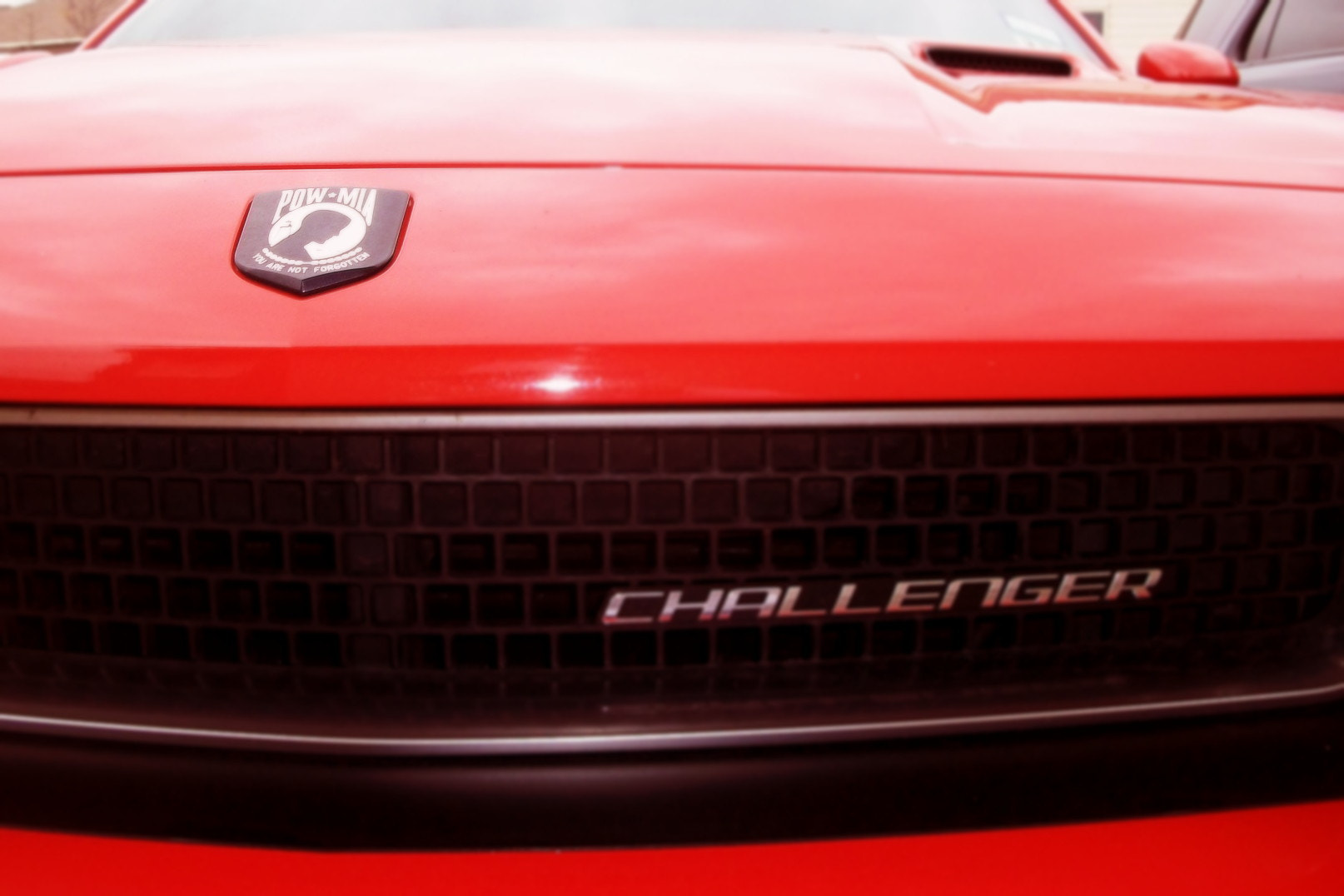 Photograph Dodge Challenger POW by Shirley Johnson on 500px