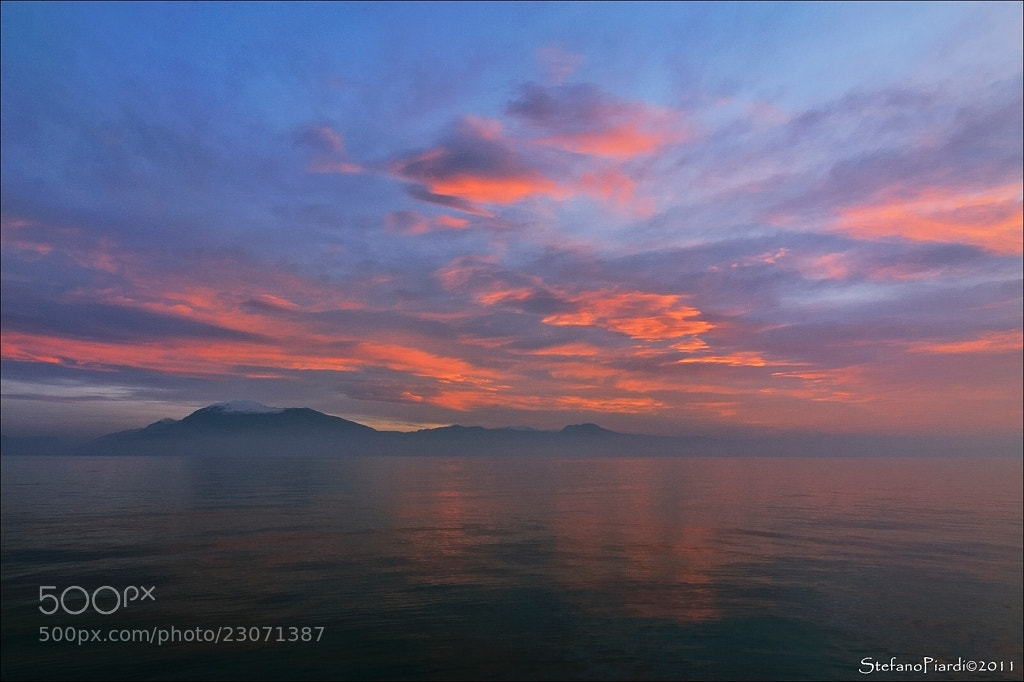 Photograph Sunrise on Garda lake by Stefano Piardi on 500px