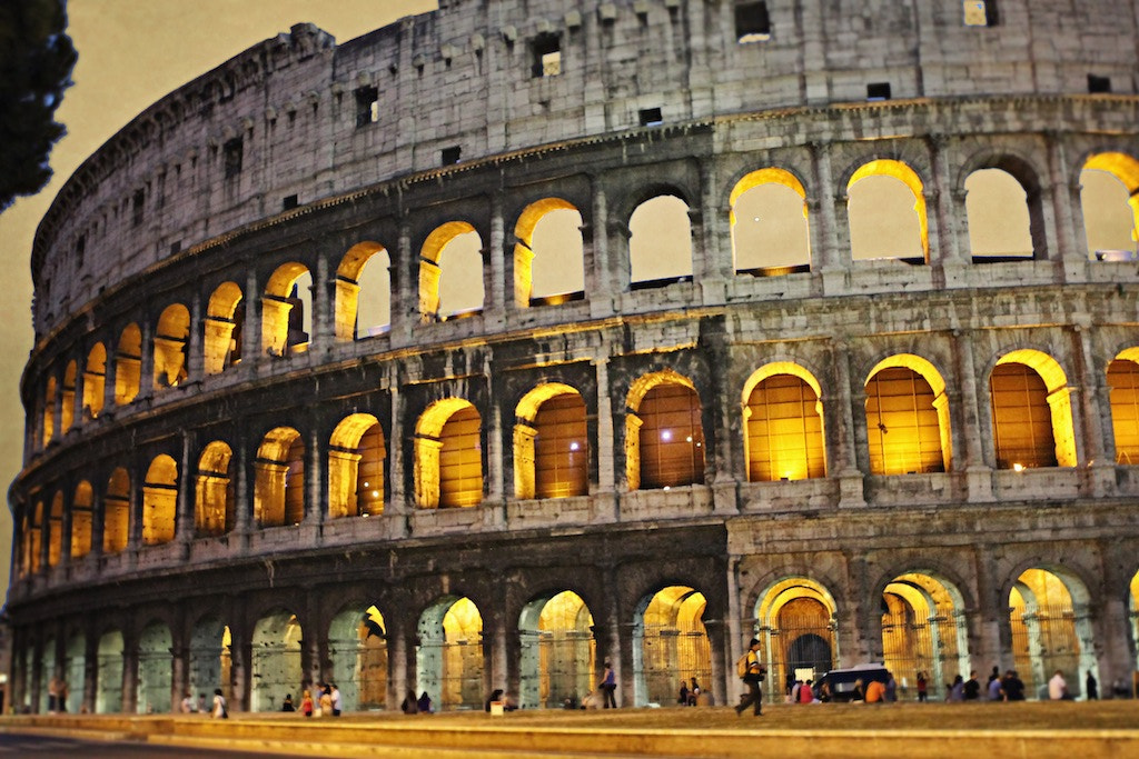 Photograph Colosseo by Anthony B on 500px