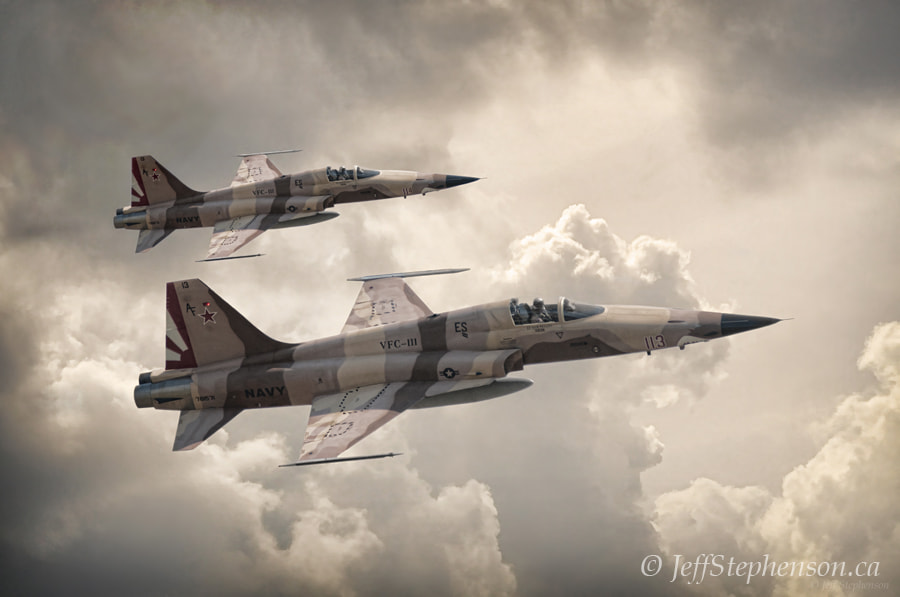 Photograph Aggressors by Jeff Stephenson on 500px