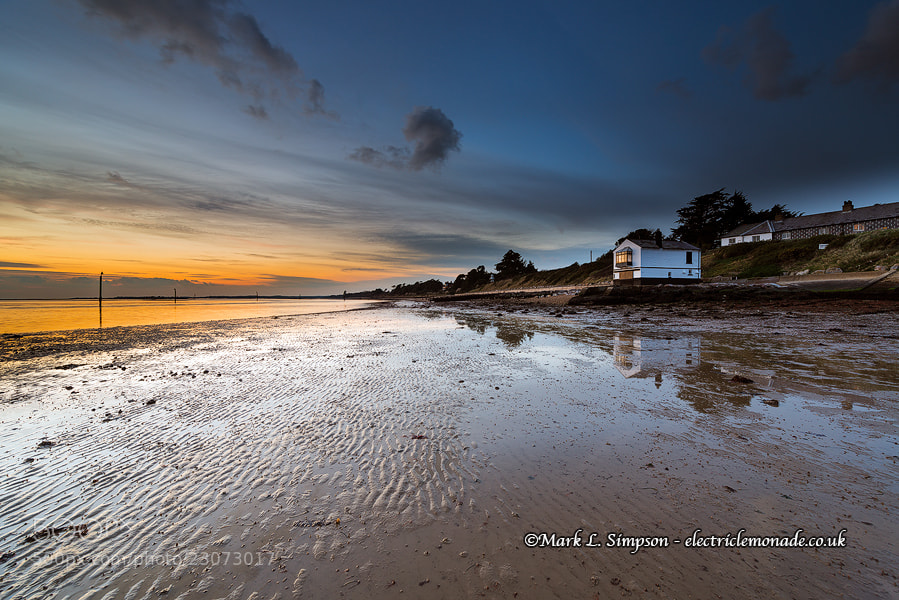 Photograph Lepe Sunset by Mark Simpson on 500px