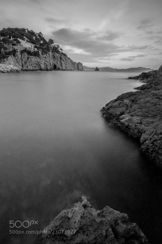 Photograph calanque de marseille by sander chauvel on 500px