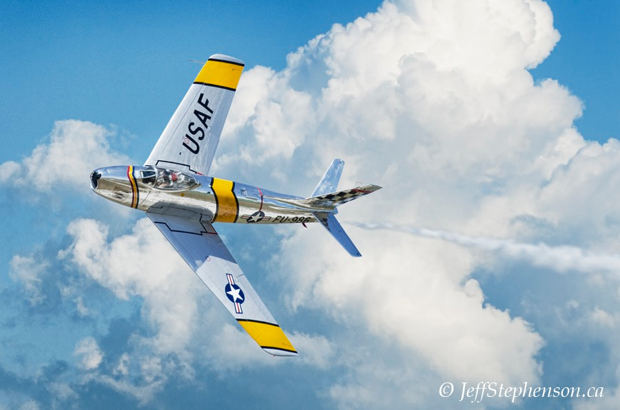 Photograph F-86 Sabre by Jeff Stephenson on 500px