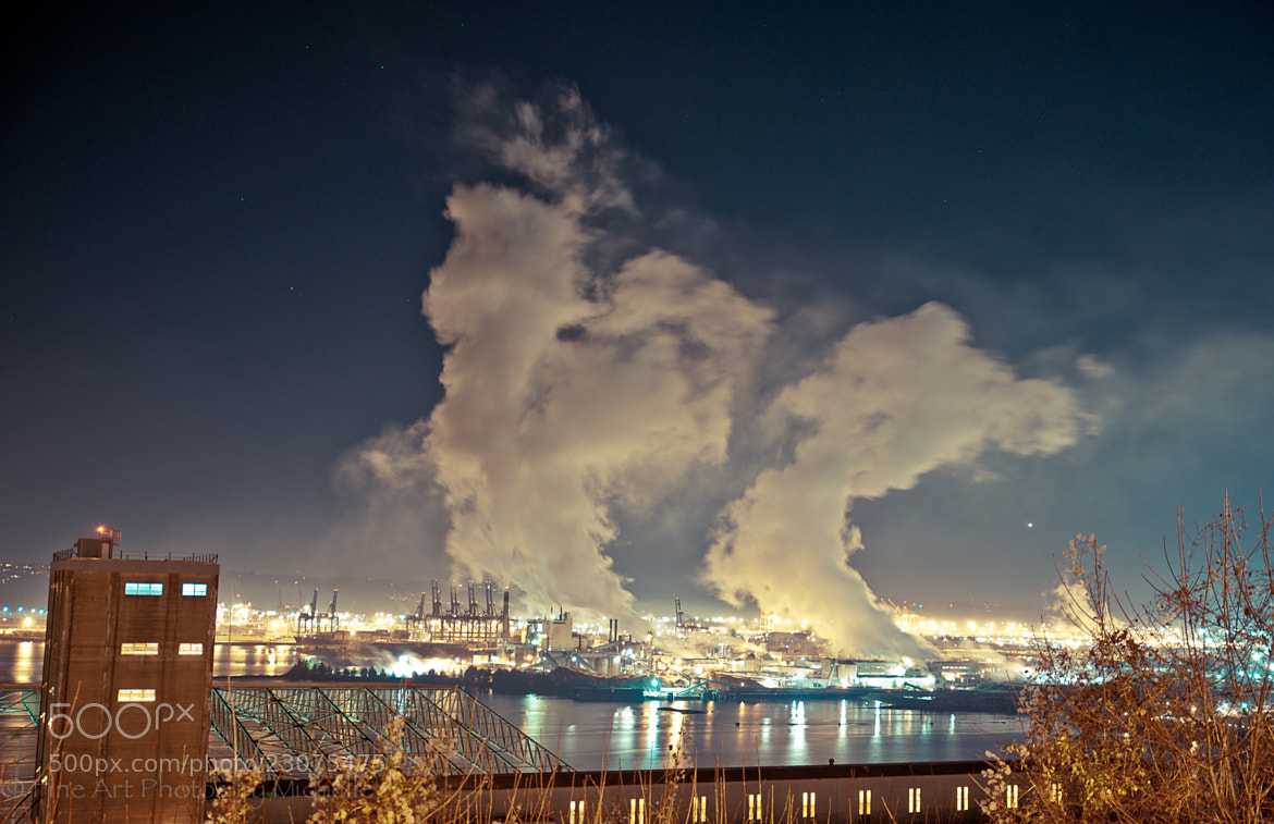 Photograph Port of Tacoma by Michelle Stevenson on 500px