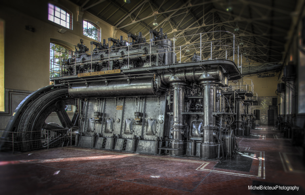 Photograph Power Generating Plant VII by Michel Bricteux on 500px