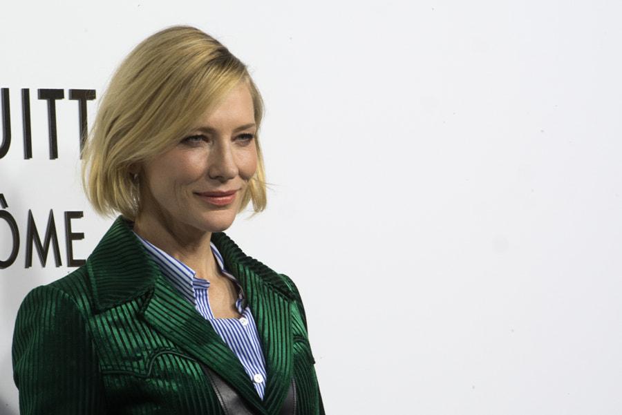 Cate Blanchett de Objectif Festival sur 500px.com