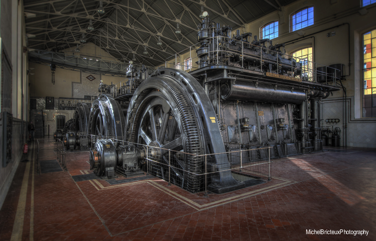 Photograph Power Generating Plant VIII by Michel Bricteux on 500px