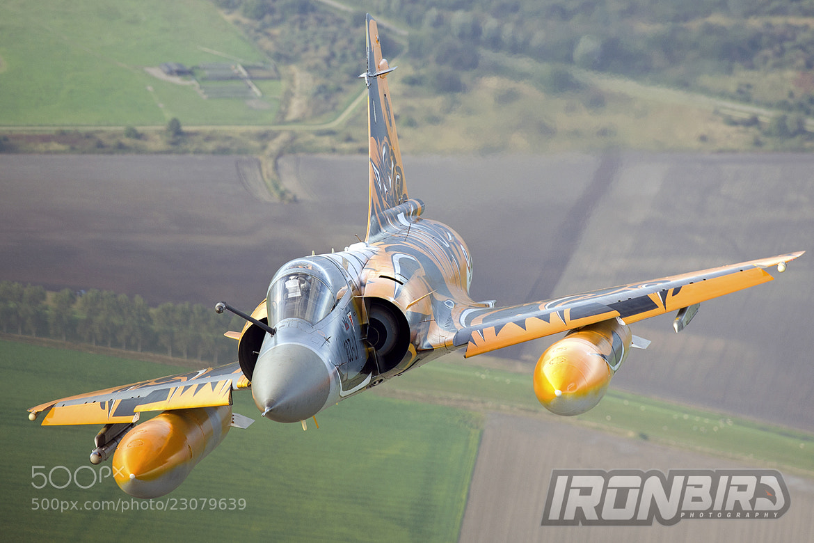 Photograph Mirage 2000 Tiger by Ironbird photography on 500px