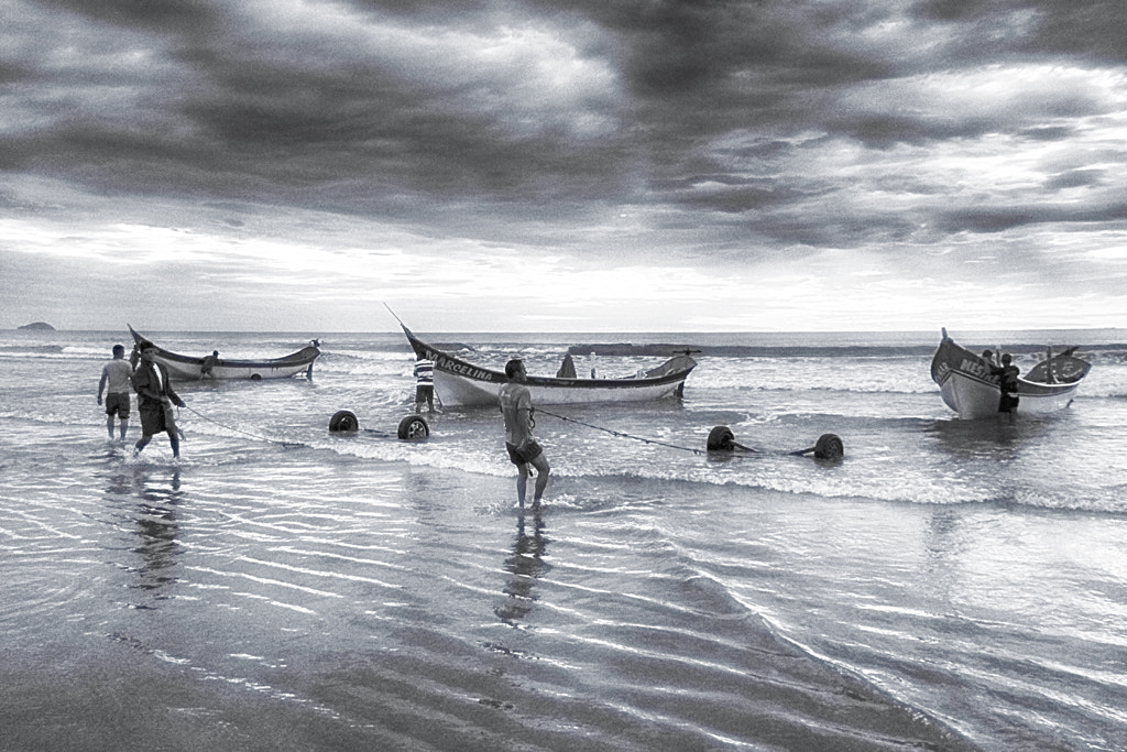 Photograph Daily work by Alberto Nogueira Junior on 500px