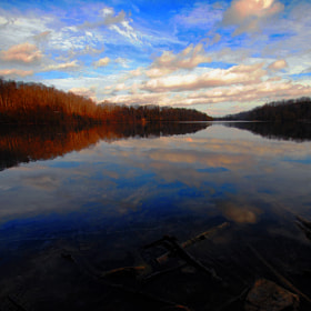 January Skies by cheryl rendino (crendino)) on 500px.com