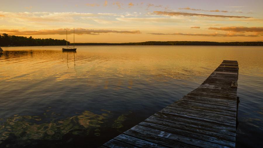 Down at Lakefront, автор — Danyu Hu на 500px.com