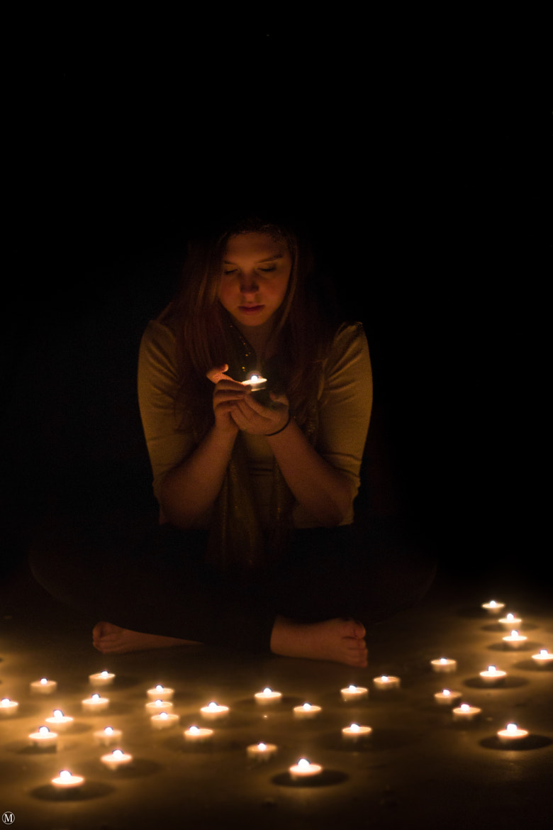 Photograph Candles by Matthew  Stebenne on 500px